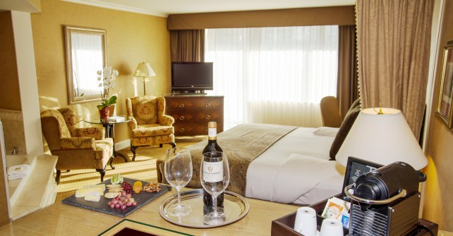 Deluxe Executive Guestrooms