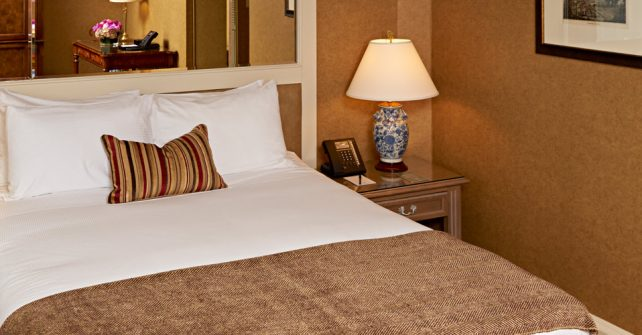Executive Queen Guestrooms