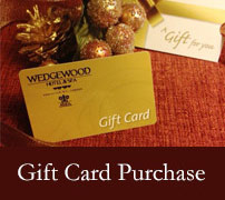 Wedgewood Hotel & Spa Gift Certificates