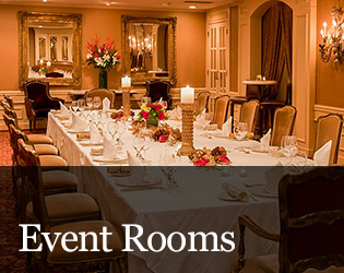 Wedgewood Hotel Event Rooms