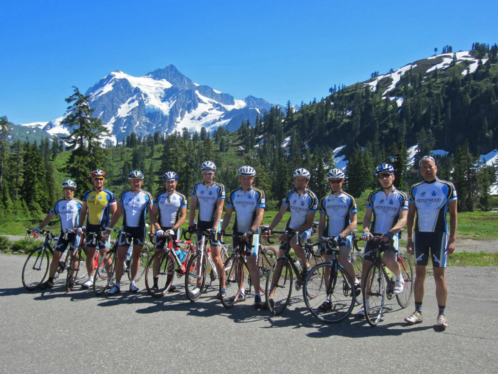 Wedgewood Cycling Team